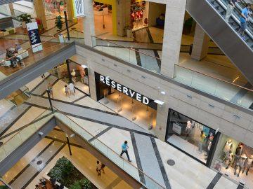 Corvin Shopping Center